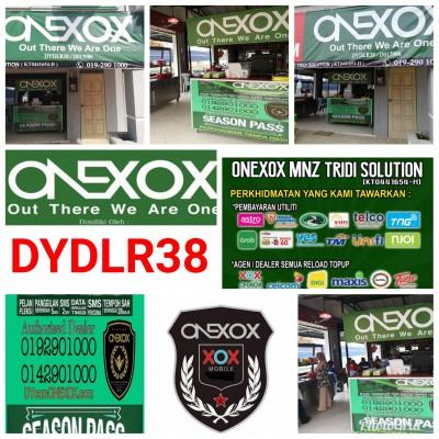 ONEXOX MNZ TRIDI SOLUTION